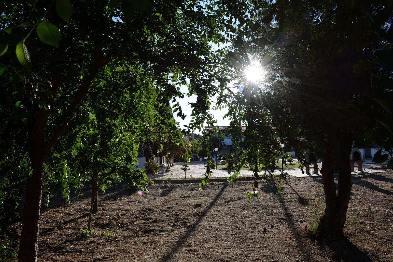camping riviera village puglia gargano natura
